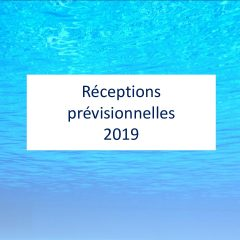 thumbnail of Réceptions 2019